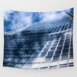 The Shard Abstract Wall Tapestry