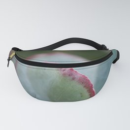 Green and Pink Succulent Fanny Pack