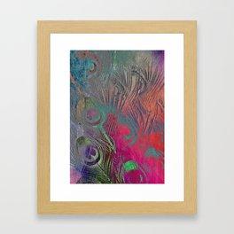 Indian Summer Framed Art Print