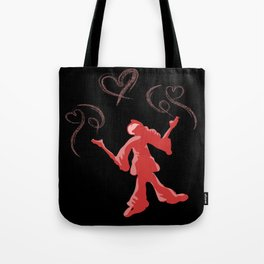 Love is Magical Tote Bag
