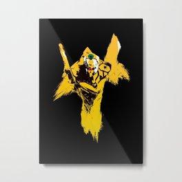 Evangelion Eva00 Metal Print