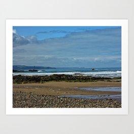 Cornwall - Bude Art Print