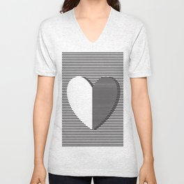 Love can make you dizzy Unisex V-Neck