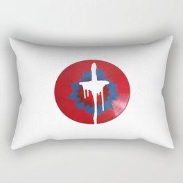 U.S.A. Prayer Platter Rectangular Pillow