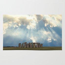Stonehenge II Rug