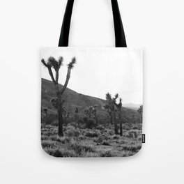 Joshua Tree at Dusk Tote Bag
