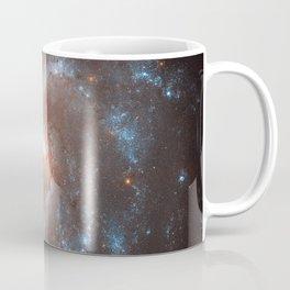 Spiral Galaxy in the Constellation Virgo Coffee Mug