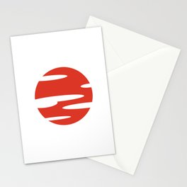 Samurai Champloo- Sunset Stationery Cards