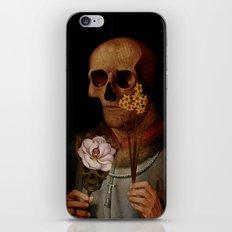 VANITAS VI iPhone & iPod Skin