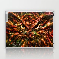 Space Owl Laptop & iPad Skin