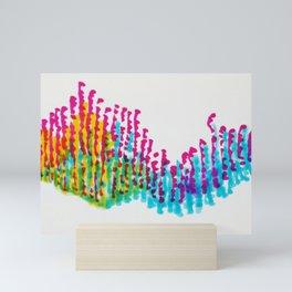 wave Mini Art Print