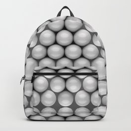Billiard balls 2. Backpack