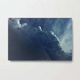 Partly Cloudy VII Metal Print