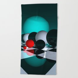 3 colors for your wall -6- Beach Towel