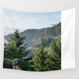 Cape Foulweather Vantage Point Wall Tapestry