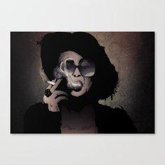 Marla Singer Canvas Print