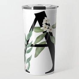 Botanical A Travel Mug