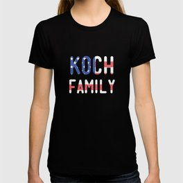 Koch Family T-shirt