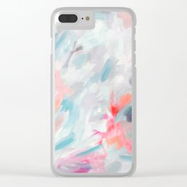 Snorkeling Clear iPhone Case