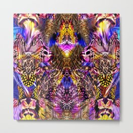 abstract and backgrund  Metal Print