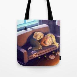 Nighty night Tote Bag