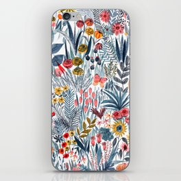 Flowers iPhone Skin
