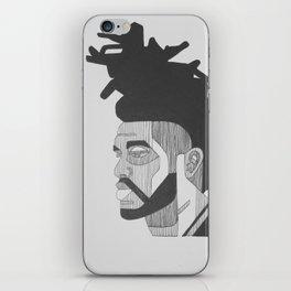 OG Weeknd iPhone Skin