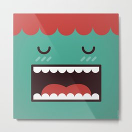Mr Sleepwalker Metal Print
