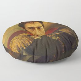 Hugh Jackman - replaceface Floor Pillow