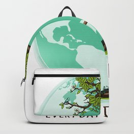 Every Day Is Earth Day - 03 Backpack