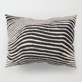 it's waving calligraphy Pillow Sham