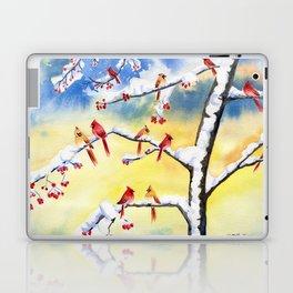 Winter Song 2 Laptop & iPad Skin