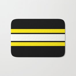 Team Colors 2..yellow Bath Mat