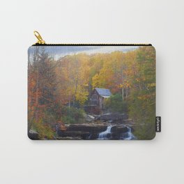 Glade Creek Mill in Autumn Carry-All Pouch