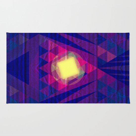 Intergalactic Sunrise Rug
