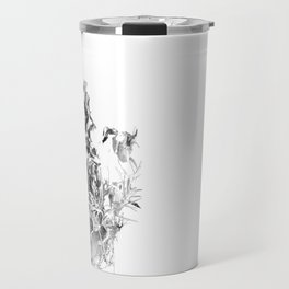 floating roots Travel Mug