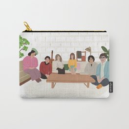 Terrace House Carry-All Pouch