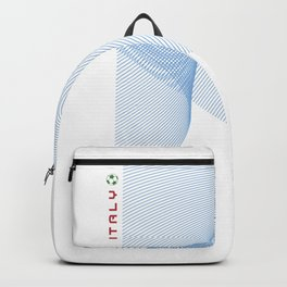 Italy Soccer Backpack