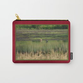 Painted Earth Carry-All Pouch
