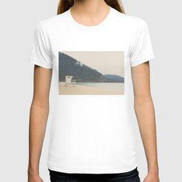 Lake Tahoe Sand Harbor photograph T-shirt