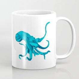 Origami Octopus Coffee Mug