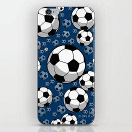 Soccer iPhone Skin