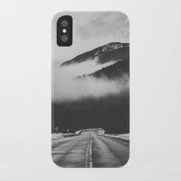 ON THE ROAD XVIII iPhone Case