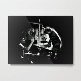 The Damned  Metal Print