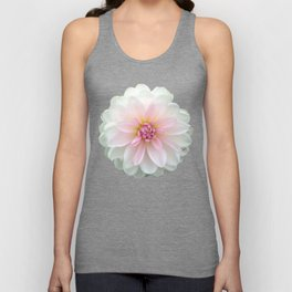 LONELY DAHLIA Unisex Tank Top
