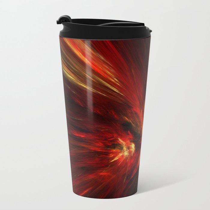 combustion Metal Travel Mug