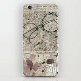 places to dream of iPhone Skin