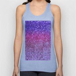 Unicorn Girls Glitter #3 #shiny #decor #art #society6 Unisex Tank Top