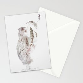 Fade-out Stationery Cards