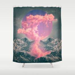 Ruptured Soul  Shower Curtain
